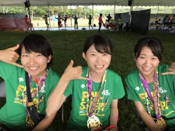 女子旅でホノルルマラソン!絶対に楽しい!