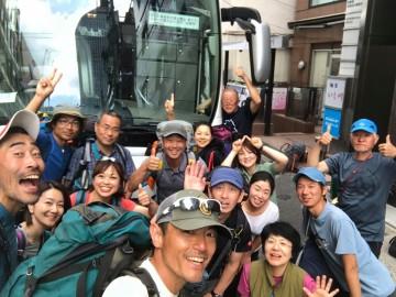 スタッフ東京組は新橋にて解散。いつも素晴らしい皆さまとお仕事させていただき、感謝感謝です。